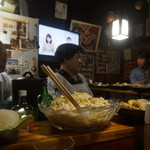 津軽 - オトンとおかみ