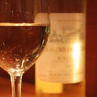 お料理に合うワインを多数ご用意。グラスワインも豊富です!