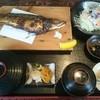屋久島観光センター・屋久島ギャラリーレスト - 料理写真:塩鯖焼き定食(税込み1080円)