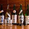 国分寺 猿酔家 - 料理写真:全国各地のこだわりの地酒