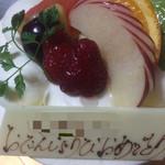 グーテ・ド・アナトール - 5号生クリームケーキ。