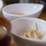 イベリコ豚おんどる焼 裏渋屋 - 豆芽(もやし)