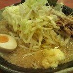 麺や まるしょう - 忍系男盛 780円