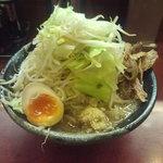 麺や まるしょう - 忍系男盛 (2010年3月)