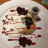 OMS - 料理写真:ベリーベリーのパンケーキ