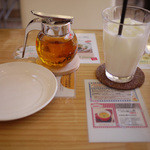 ミツバチ - メープルシロップ&アイスミルク~☆