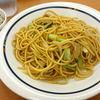 スパゲッティキング - 料理写真:醤油スパゲッティ・小
