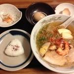 みゆき食堂 - 冷麺定食