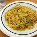 スパゲッティキング - 醤油スパゲッティ・小