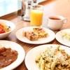 カフェ ランデヴー - 料理写真:ランチブッフェ一例