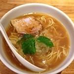 三四郎 - カタクチイワシとエソ 煮干し度4