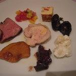 トラットリアピッティ - 料理写真:アンティパスト