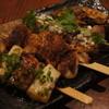 鉄板焼バル cam - 料理写真:鉄板串各種