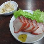 51508858 - 焼豚(ハーフサイズ) 350円かな? (2016.5)