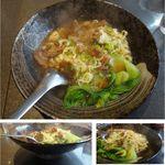 好呷 - 牛肉麺,好呷(Ho-ja)愛知県岡崎市食彩品館.jp撮影