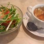 洋食屋 ぷてぃ あう゛ぃにょん - 料理写真: