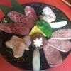 焼肉 ログ亭 - 料理写真:塩焼き盛り合せ