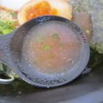 秀華 - スープ
