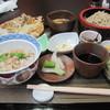 蕎麦匠 源 - 料理写真:蕎楽昼膳 1000円