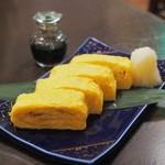 手繰りや 玄治 - 料理写真:玉子焼(甘口)
