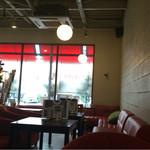 curry cafe SABURO - 店内