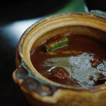 ガラムマサラ - 牛(うし)咖哩(かれい)