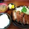 レストラン エデン - 料理写真:上ロースかつ定食 1,350円(税込)