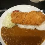 とんかつ瓢 - 料理写真:史上最高のロースカツカレーに出会う 5/28
