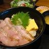 魚沼釜蔵 - 料理写真:炙りのど黒丼(1980円)