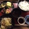 柳家本店 - 料理写真:おさしみランチ1000円