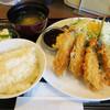 オリーブ・キッチン  - 料理写真:アジフライ定食ジンジャーソース