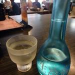 焼鳥 日高 - 「生冷酒」