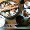 日本料理 旬香 - 料理写真:「焼き魚定食(日光サーモン)」 ¥927