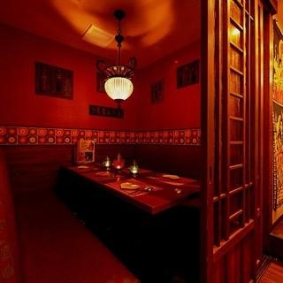◆テーブル個室・おこもりロフト席・VIPソファ席もご用意◆