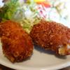 ひらき - 料理写真:カニクリームコロッケ