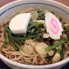 大村庵 - 料理写真:山菜そば(大盛)