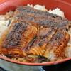 大はかや - 料理写真:大はかや・鰻丼並(2015.08)