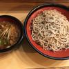 そばの神田 東一屋 - 料理写真:スタミナつけ汁 大盛りで510円