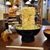 魚河岸 丸天 - 料理写真:海鮮かき揚げ丼(あら汁付)¥1,100(税抜)