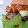 ぷちぷちバーガー - 料理写真:短角牛チーズバーガー