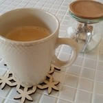 サンカフェ - ドリンク写真:ドリップドコーヒー