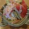 杉 - 料理写真:セットのサラダ(食事単品に+300円で、サラダとコーヒーor紅茶)