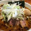 自家製麺 火の鳥73 - 料理写真:火の鳥辛口味噌(830円)、味玉(100円)