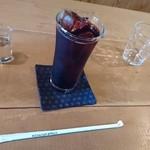 元町珈琲店 - アイスコーヒー