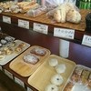 栄軒 - 料理写真:パン陳列棚①