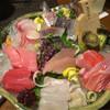 ロクザ - 料理写真:朝獲れ地魚6点盛り