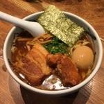 麺屋武蔵 - 武蔵らー麺