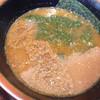 府中家 - 料理写真:つけ麺(つけ汁)