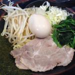 府中家 - つけ麺(麺)