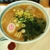 金ちゃんラーメン - 料理写真:金ちゃんラーメン@御町(福島市) みそ味ラーメン